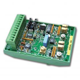 EuroAmp / Amplificador de célula de carga
