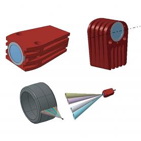 lnfrared tyre / Sensor infrarrojo de temperatura del neumático