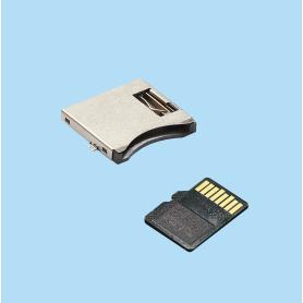 5516 / Conector MICRO SD tipo push-push