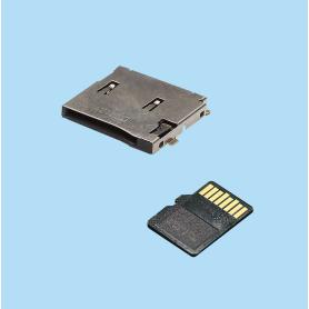 5517 / Conector MICRO SD tipo push-push