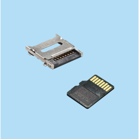 5567 / Conector MICRO SD tipo bisagra