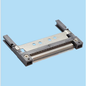 1279 – ATE / PCMCIA card socket: Slim type single deck