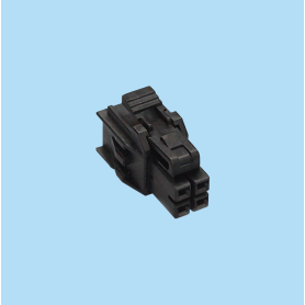 5730A | Conector recto - Paso 2,50 mm