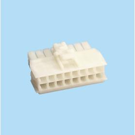 5730B | Conector recto - Paso 2,50 mm