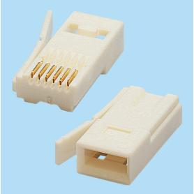 6890 / Plug telefónico BRITISH TELECOM (BT)