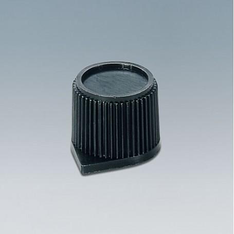 A1310560 / TUNING KNOB - PC - black RAL 9005 - 15