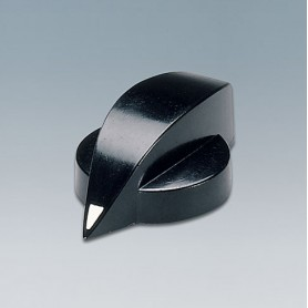 A1317860 / TUNING KNOB - PF (UL 94 V-0) - black RAL 9005 - 20