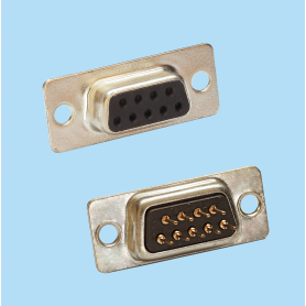 8011 / Conector hembra SUB-D recto PCB