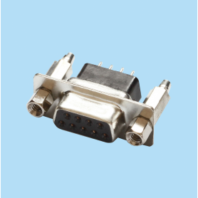 8019 / Conector hembra SUB-D recto PCB