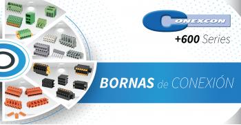 CONEXCON: Bornas de Conexión