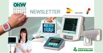 OKW: Newsletter Abril 2020