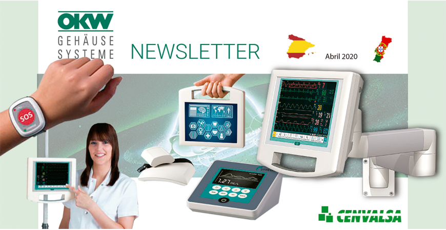OKW: Newsletter Abril 2020