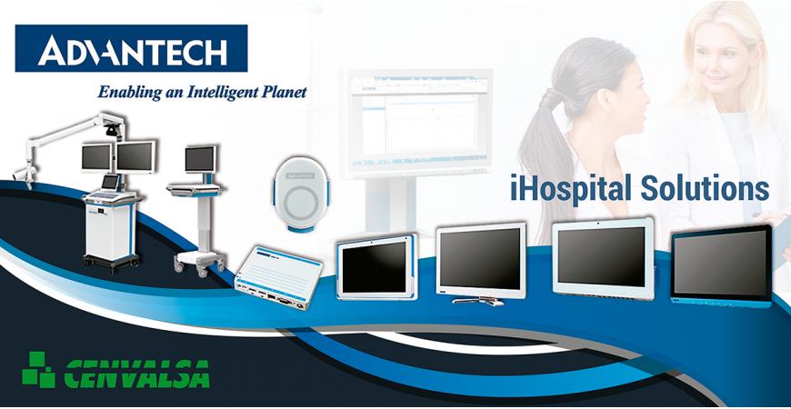 Advantech iHealthcare: Comprometido con Hospitales más Inteligentes
