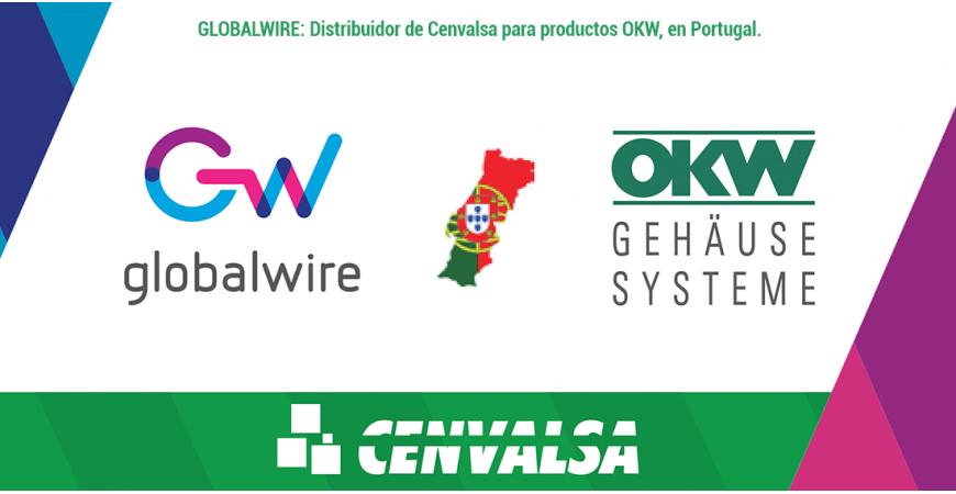 GLOBALWIRE: Nuevo distribuidor de Cenvalsa en Portugal para productos exclusivos de OKW