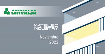 MATELEC INDUSTRY 2022