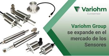 Variohm Group se expande con la adquisición del especialista en sensores de desplazamiento Positek