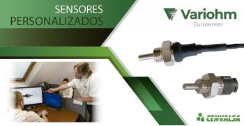 Variohm: Sensores personalizados