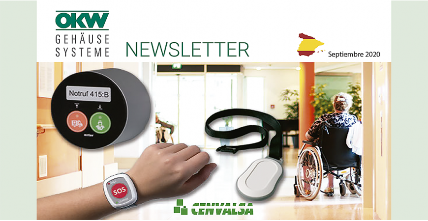 OKW: Newsletter Septiembre 2020