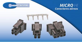 CONEXCON: Nuevos Conectores Aéreos MICRO HI