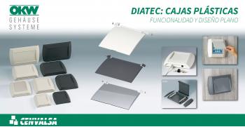 DIATEC: Las Cajas Plásticas de OKW