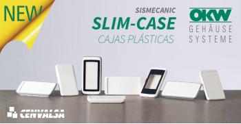 NUEVA SLIM-CASE OKW: Caja de mano con diseño elegante