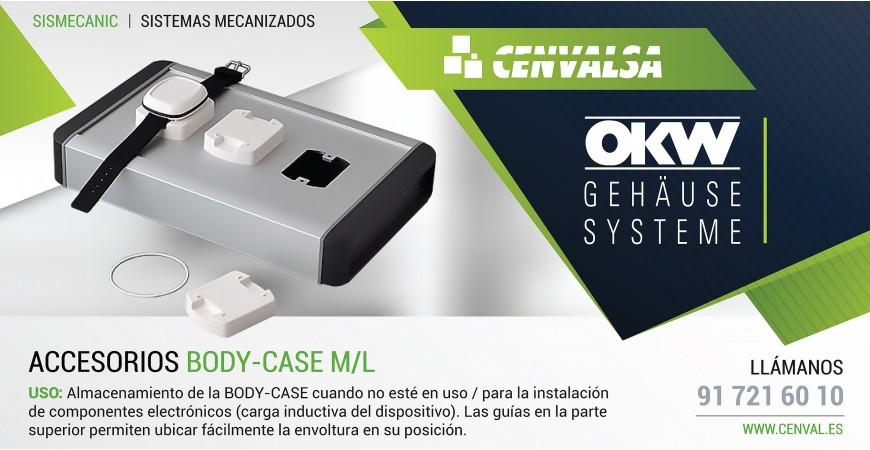 SISMECANIC: Nuevos accesorios para BODY-CASE M/L