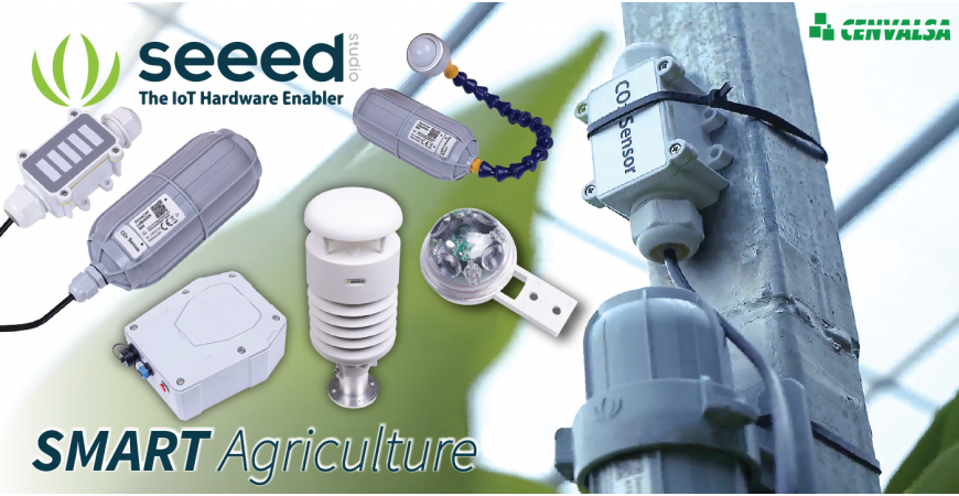 Smart Agriculture de Seeed