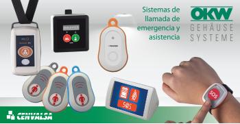OKW: Sistemas de llamada de emergencia y asistencia
