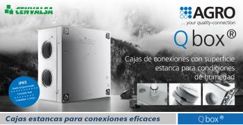 AGRO: Qbox®, cajas estancas para conexiones eficaces