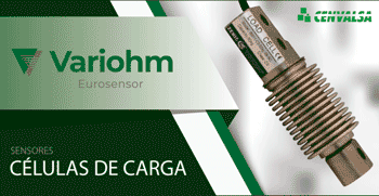Variohm: Precisión de la célula de carga