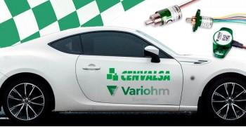 Los sensores de posición para automoción de Variohm