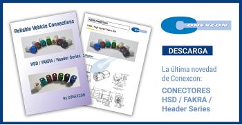 Línea de conectores HSD / FAKRA / Header Series