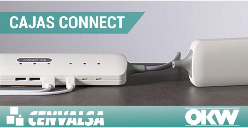 Connect, la conexión óptima