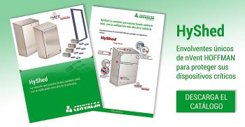 HyShed. La solución de HOFFMAN con la calificación más alta de la industria.