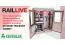 Rail Live 2019: Cenvalsa presentará el nuevo Outdoor Trackside Cabinet