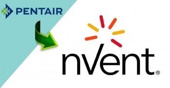 NVENT: El nuevo cambio de imagen de Pentair