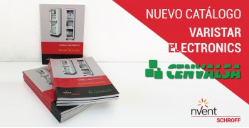 Nuevo catálogo: Varistar Electronics de SCHROFF