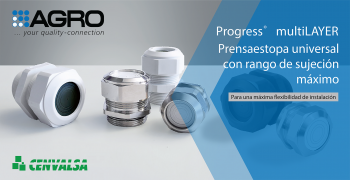 Progress® multiLAYER: Prensaestopa universal de AGRO AG