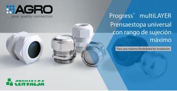 Progress® multiLAYER: Prensaestopa universal de AGRO AG