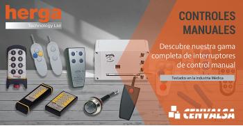 La gama más completa de interruptores manuales de Herga