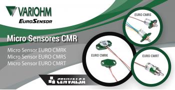 Nuevos Micro Sensores CMR de VARIOHM