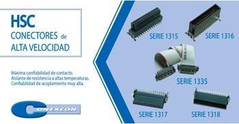 Nuevos Conectores de Alta Velocidad: HSC