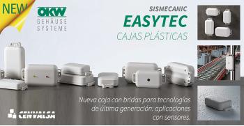 OKW: Lanzamiento de la nueva caja EASYTEC