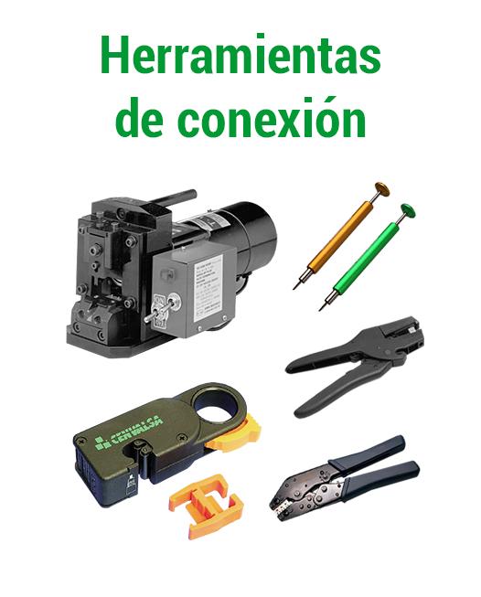 Herramientas de conexión