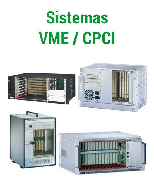 Sistemas VME / CPCI