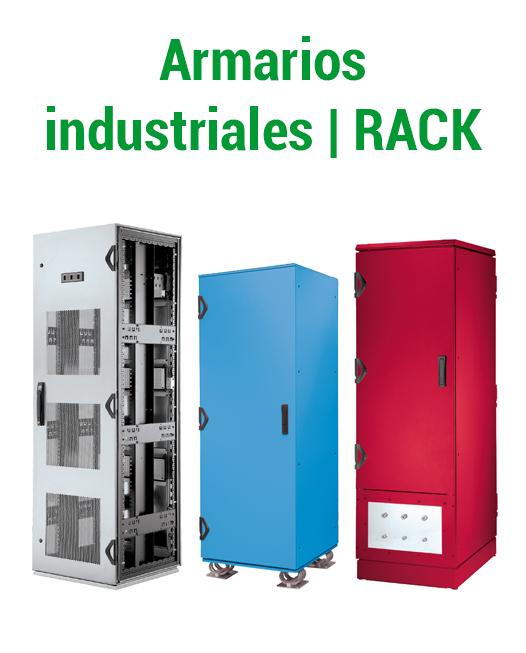 Armarios industriales / RACK