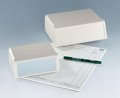 Cajas con grandes superficies para interface