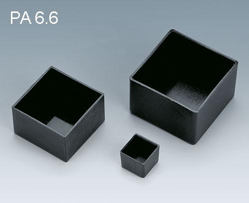 Cajas vacías para módulos de poliamida